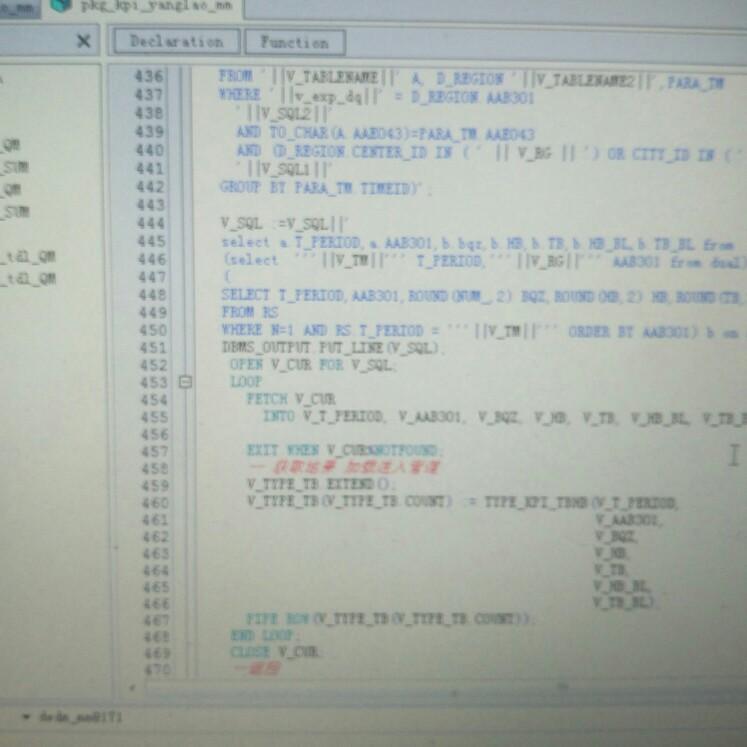 图表数据分析包函数